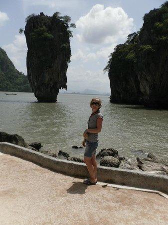 Phang Nga Eco Tour: Остров Джеймса Бонда