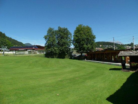 Rasmushof Hotel Kitzbühel: campo da golf