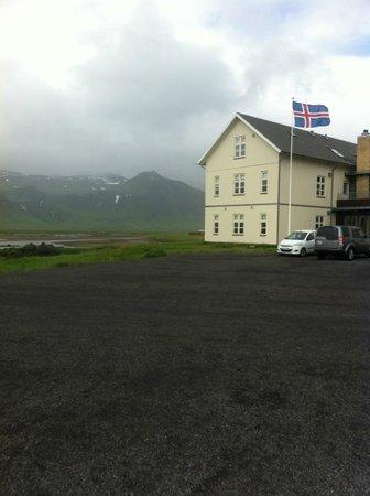 Hotel Budir: The Hotel