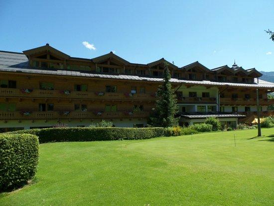Rasmushof Hotel Kitzbühel: hotel
