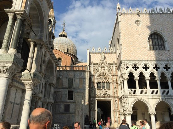 Markusdom (Basilica di San Marco): Basilica de San Marco
