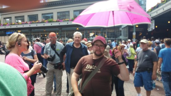 Savor Seattle Food Tours: Nick - our guide
