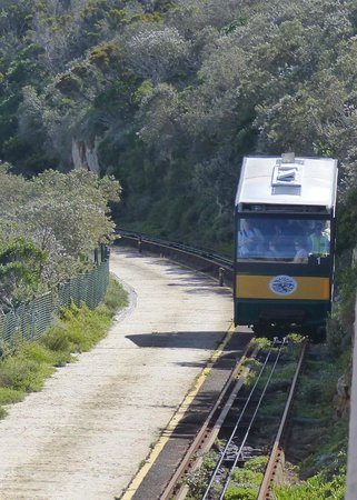 Cape Point : Funicular to Light House