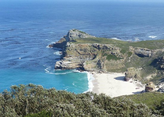 Cape Point : View from the Light House