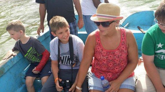 Punta Cana Mike's Private Dominican Adventure : Boca De Yuma River