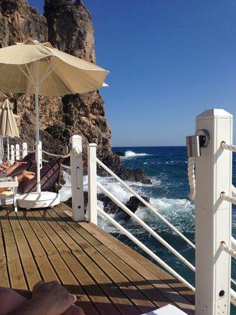 La Boutique Hotel Antalya : Lounge Bar