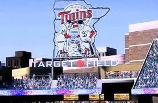 Target Field home of the beloved Minnesota Twins