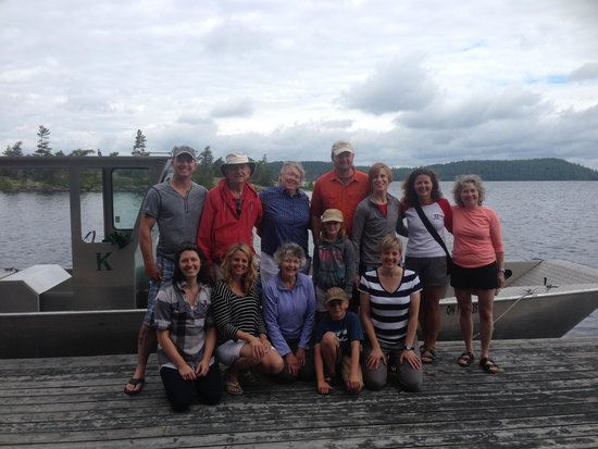 Ojibway Family Lodge: New Friends