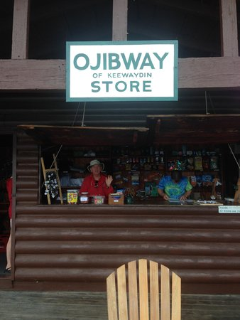 Ojibway Family Lodge: Returning to his job, 61 yrs later
