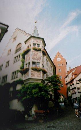 Gasthof zum Baren : 出窓が美しかった