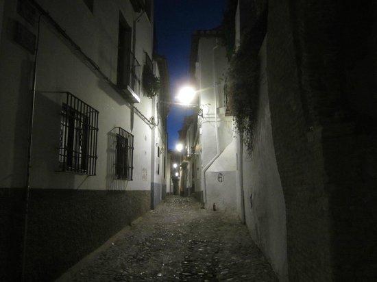 Albayzin: романтика ночного Альбасина