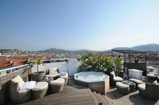 Splendid Hotel & Spa: Jacuzzi