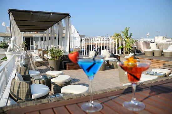 Splendid Hotel & Spa: Rooftop terrace