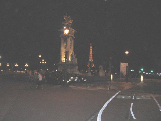 Paris Le Soir Photo De Citadines Saint Germain Des Pres