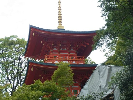 Sumadera: 三重塔