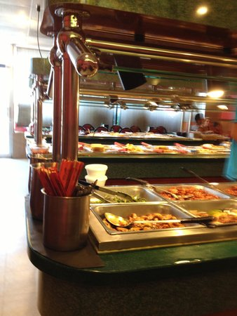 New Young China Restaurant: Buffet