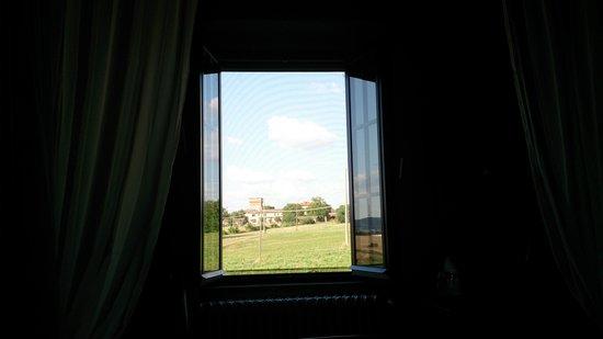 Casa Di Campagna in Toscana: Vista desde nuestra habitación