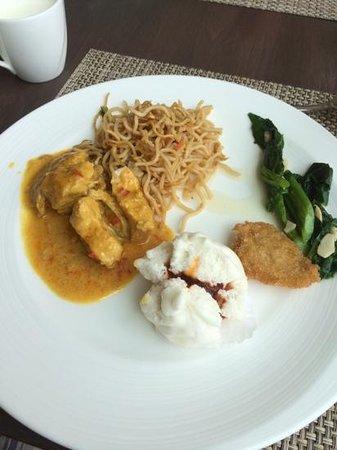 Hotel Santika Premiere Slipi: example-breakfast