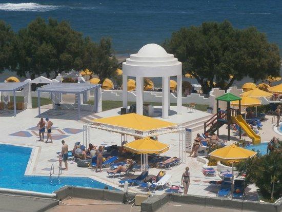 Mitsis Serita Beach Hotel: Bower