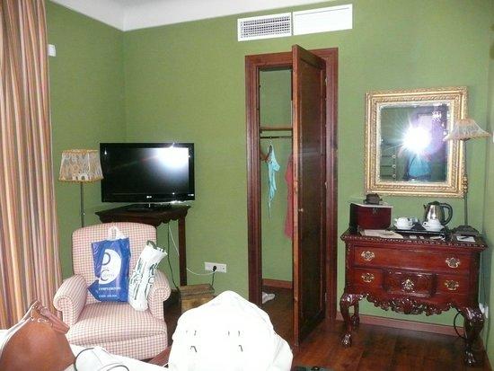 Hotel Montelirio: Habitación.