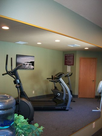 Deadwood Gulch Gaming Resort: Exercise Room