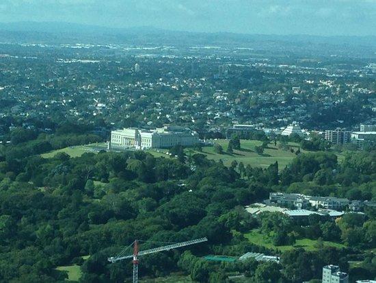 Sky Tower (Torre del cielo): le musée d'Auckland