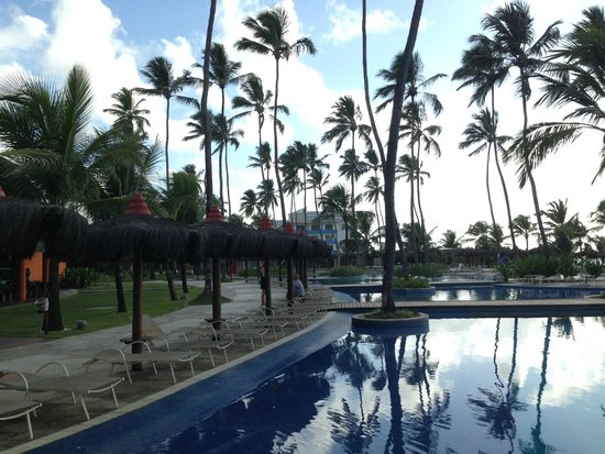 Enotel Acqua Club - Porto de Galinhas: Pool by the beach