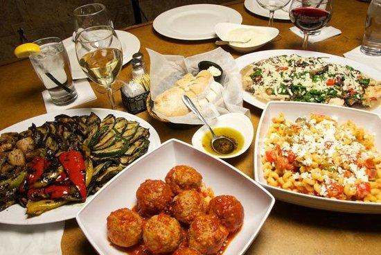 Anoush Restaurant Menu