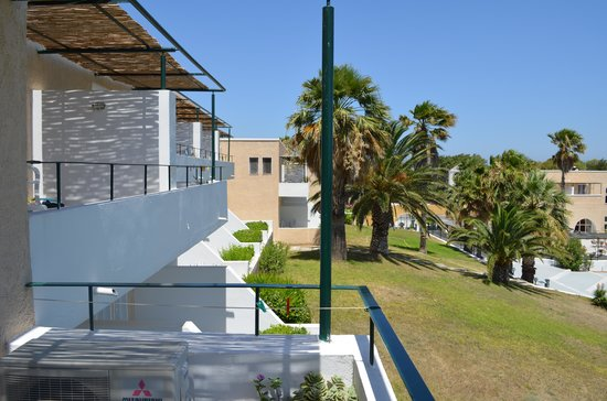 Archipelagos Hotel: balcon