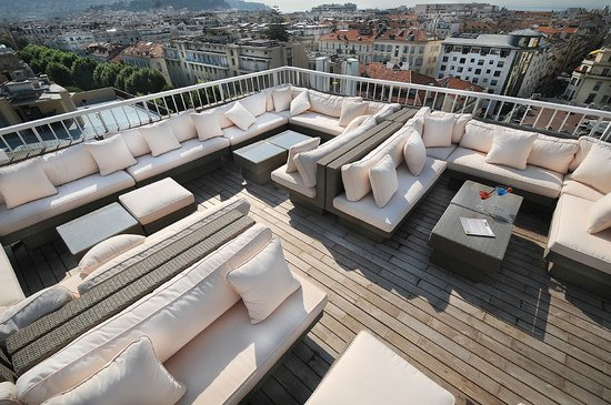 Splendid Hotel & Spa: L'EssenCiel Terrasse
