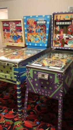 Summer Nites Bed & Breakfast: Game Room