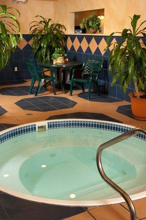 Deadwood Gulch Resort: Hot Tub Room