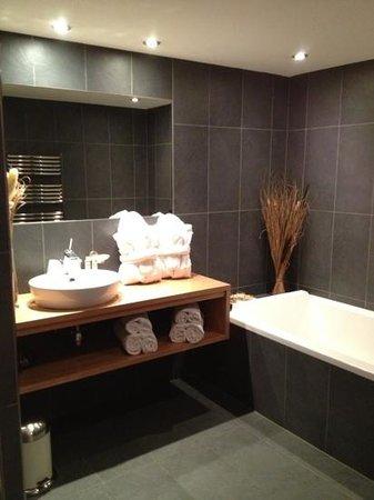 Les Ecrins De Soulane: salle de bain