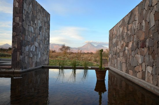 Tierra Atacama Hotel & Spa: Lobby view