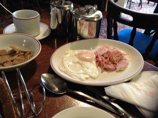Bugle Inn : English Breakfast