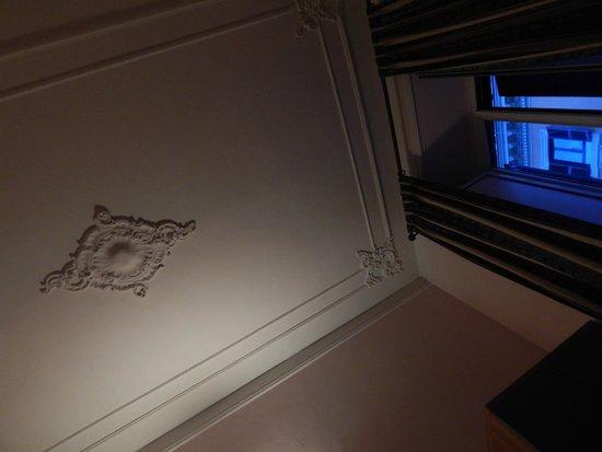 Hotel Lazzari: Cieling
