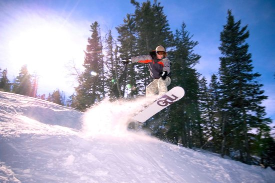 Deadwood Gulch Resort: 15 minutes to Skiing and Snowboarding