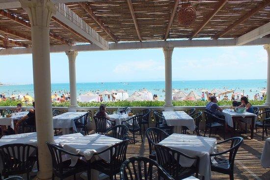 L 39 amphitrite sidi bou said restaurant avis num ro de for Sidi bou said restaurant