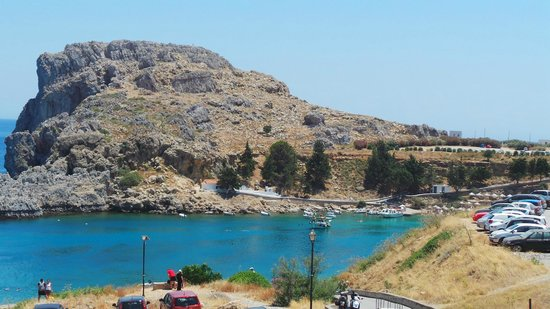 Agios Pavlos Beach (Saint Paul): St Pauls Bay