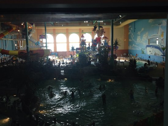 KeyLime Cove Indoor Waterpark Resort: Water park