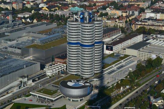 BMW-Museum: BMW office