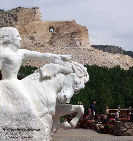 Deadwood Gulch Resort: Only 1 hour to Crazy Horse Memorial