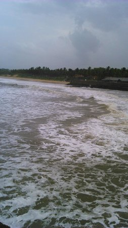 Old Goa: colva beach