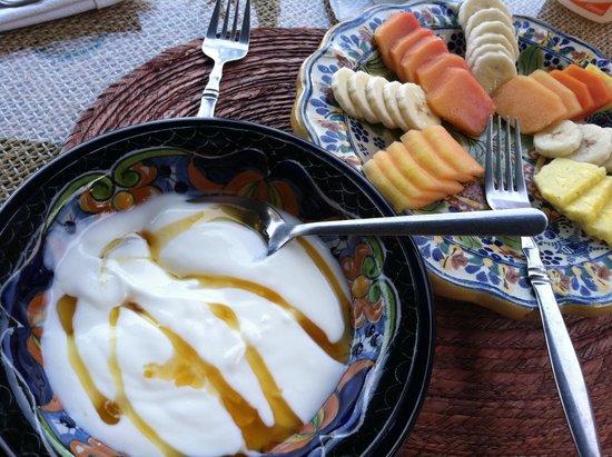 Casa Cuitlateca: Breakfast