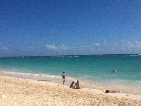 Iberostar Punta Cana: beautiful beach