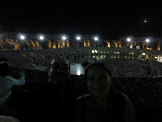 City Wonders: third level night view