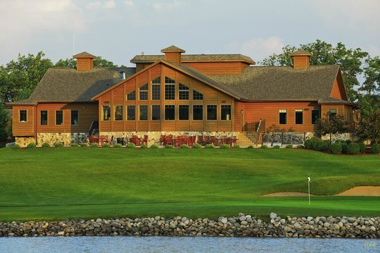 Arkdale, WI: Castle Course at Northern Bay Clubhouse