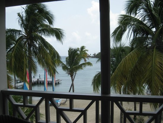 Carlisle Bay Antigua: The view from my suite