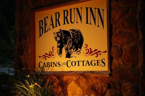 Bear Run Inn Cabins & Cottages : Bear Run Inn