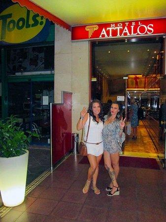 Attalos Hotel: hotel attalos